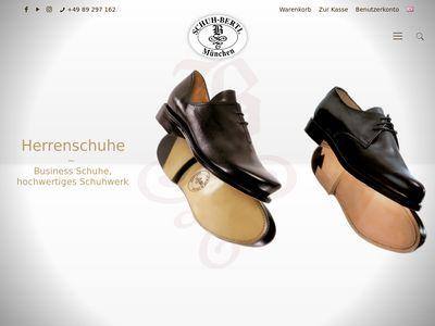 Schuh Bertl