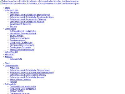 Schuhhaus Suhr GmbH