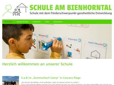 Schule am Bienhorntal TaS Förderschule
