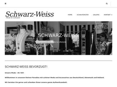 Schwarz - Weiss