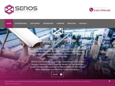Seros Security Int. GmbH