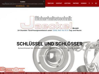 Sicherheitstechnik Jaeckel GmbH