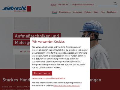 Siebrecht Malereibetrieb GmbH, Hans-Georg