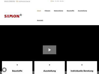 Fliesen SIMON GmbH & Co. KG
