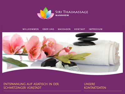 Siri Thaimassage Mannheim
