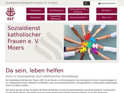 Sozialdienst kath. Frauen Moers-Xanten e.V.