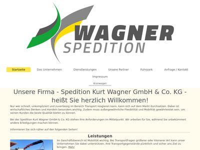 Spedition - Kurt Wagner GmbH & Co. KG