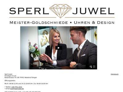 Sperl Juwelen Christoph Ira e.K.