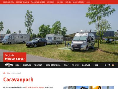 Campingpark am Technik Museum