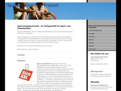 Sport Camping Freizeit Hans Poth