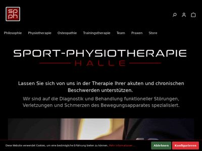 Sport-Physiotherapie Halle 2