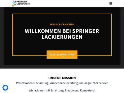 Autolackiererei Springer
