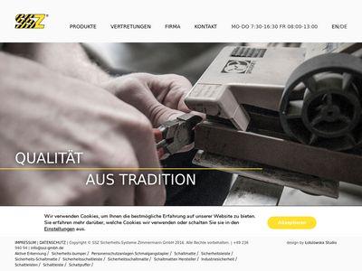 SSZ Sicherheitssysteme Zimmermann GmbH