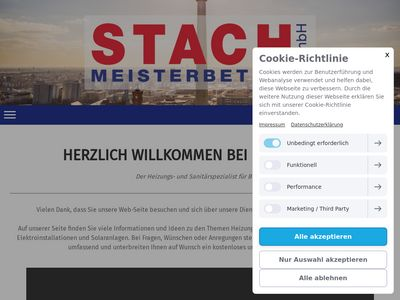 Stach Heizung und Sanitär GmbH