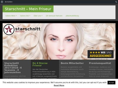 Salon Starschnitt
