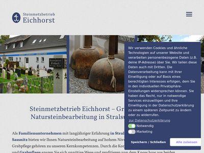 Eichhorst Steinmetzbetrieb