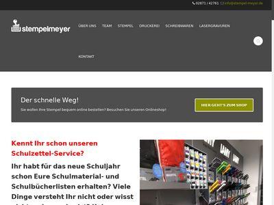 Stempel Meyer GmbH & Co. KG