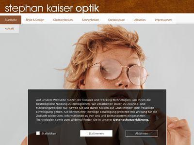 Stephan kaiser optik