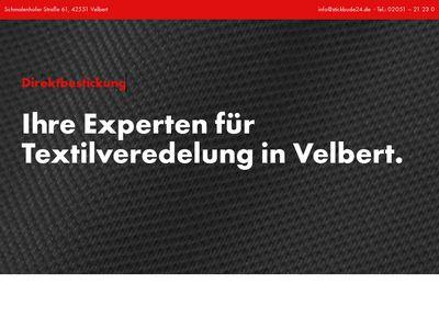 Stickbude24.de