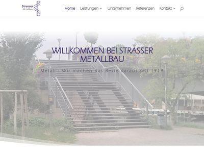 Strasser Metallbau Tübingen