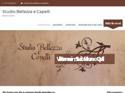 Studio Bellezza e Capelli