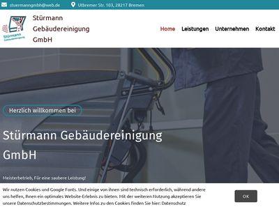 Stürmann Gebäudereinigung GmbH