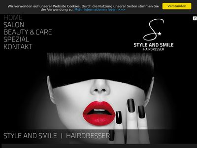 Style and smile beauty and Care