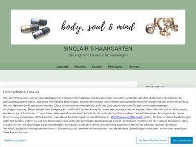 Sinclairs Haargarten