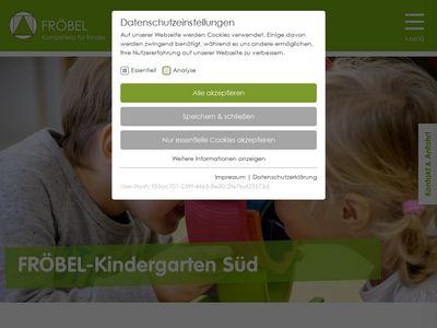 FRÖBEL-Kindergarten Süd