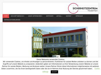 Sicherheitszentrum Niederrhein GmbH