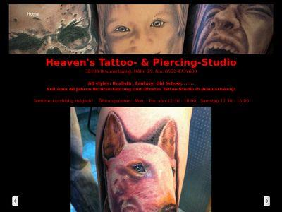 Heavens Tattoo