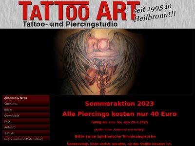 Tattoo Art Heilbronn