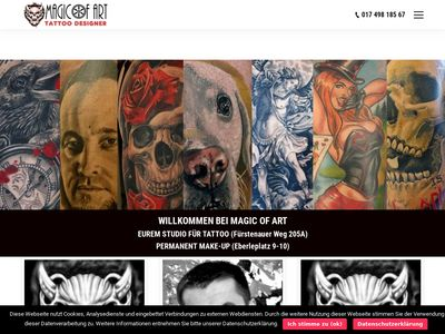 Magic of Art Tattoo-Studio
