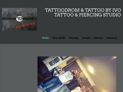 Tattoodrom Tattoo- und Piercing - Studio