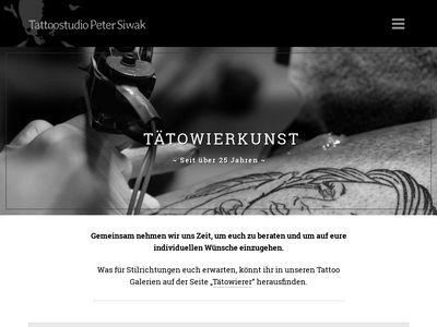 Tatoo Studio Magdeburg Peter Siwak
