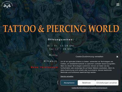 Tattoo & Piercing World