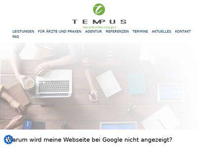 Tempus Webdesign