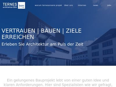 TERNES architekten BDA