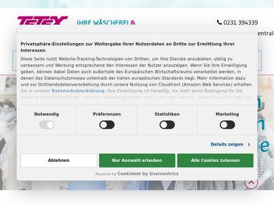 Tetex-Reinigungsbetriebe Dortmund
