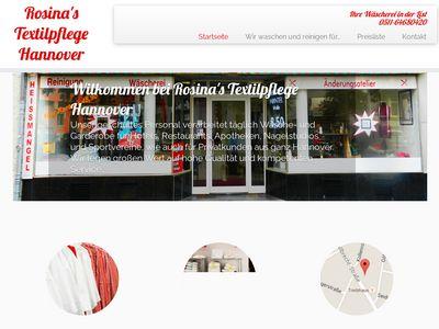 Rosina's Textilpflege Hannover