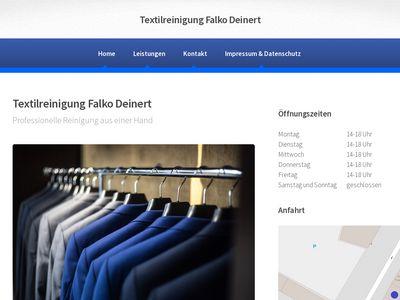 Textilreinigung Falko Deinert
