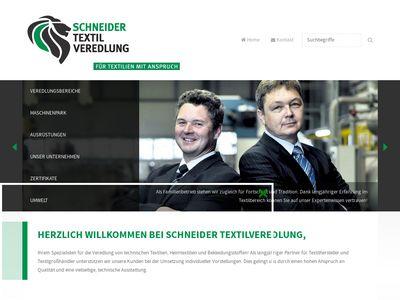 Schneider Textilveredlung GmbH