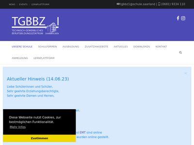 TGBBZ 1 Saarbrücken