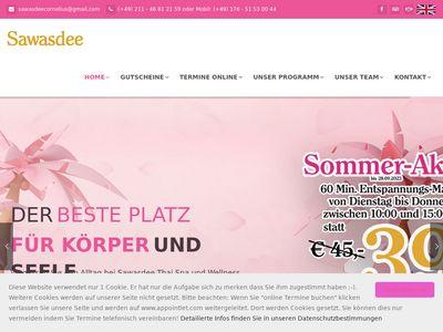 Sawasdee Spa & Wellness