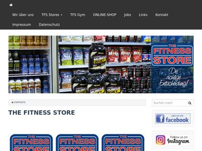 The Fitness Store Inh. Christof Schobel