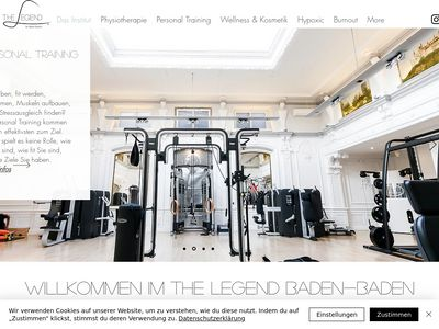 THE LEGEND Prime Fitness Club