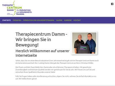 Therapiecentrum Damm