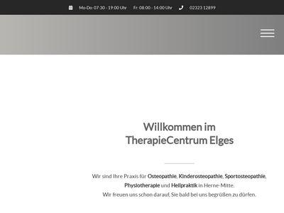 Therapie Centrum Fred Elges