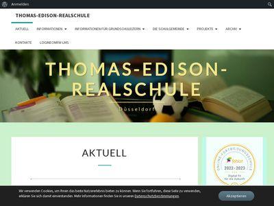 Städtische Thomas- Edison-Realschule