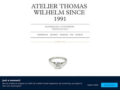 Atelier für Schmuck Thomas Wilhelm